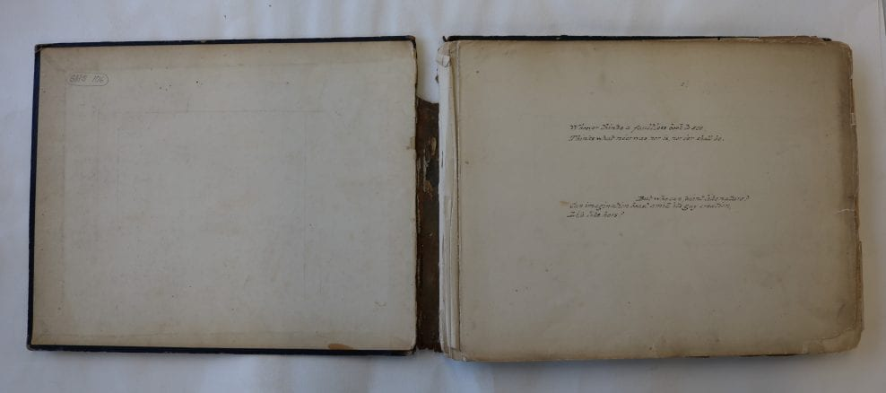 Lady Matheson photo album