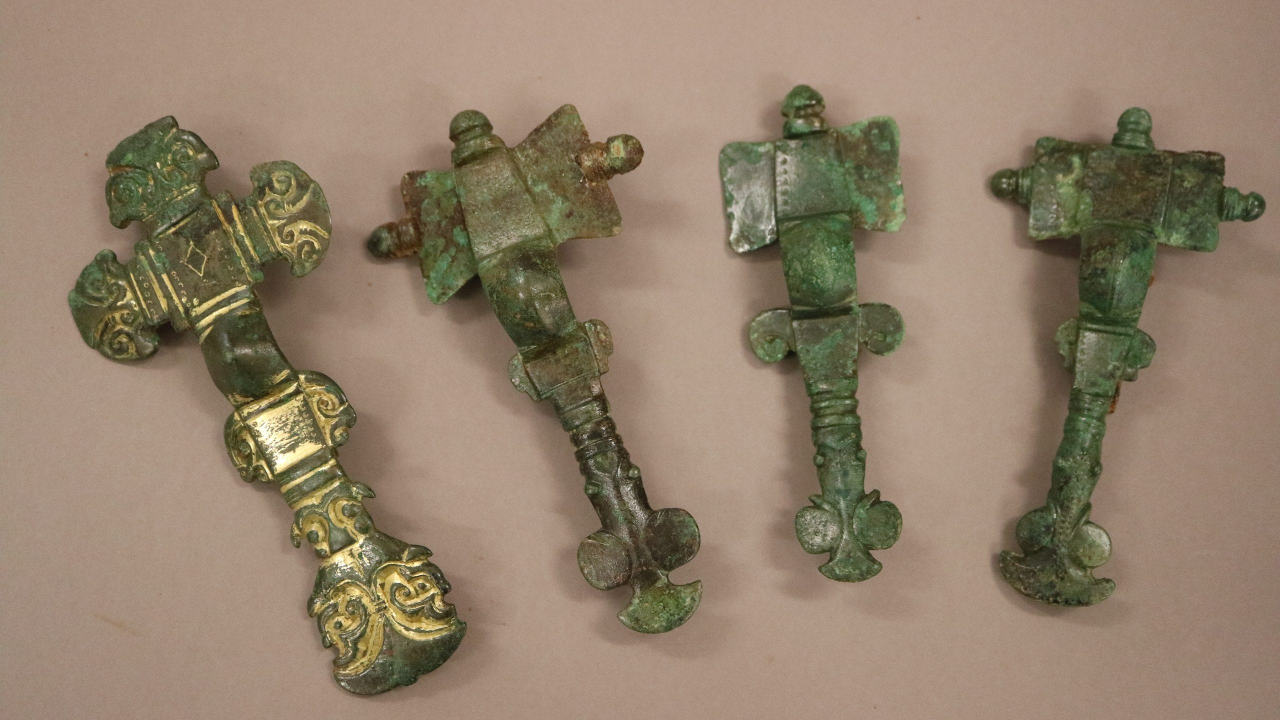 Scremby Anglo-Saxon Objects