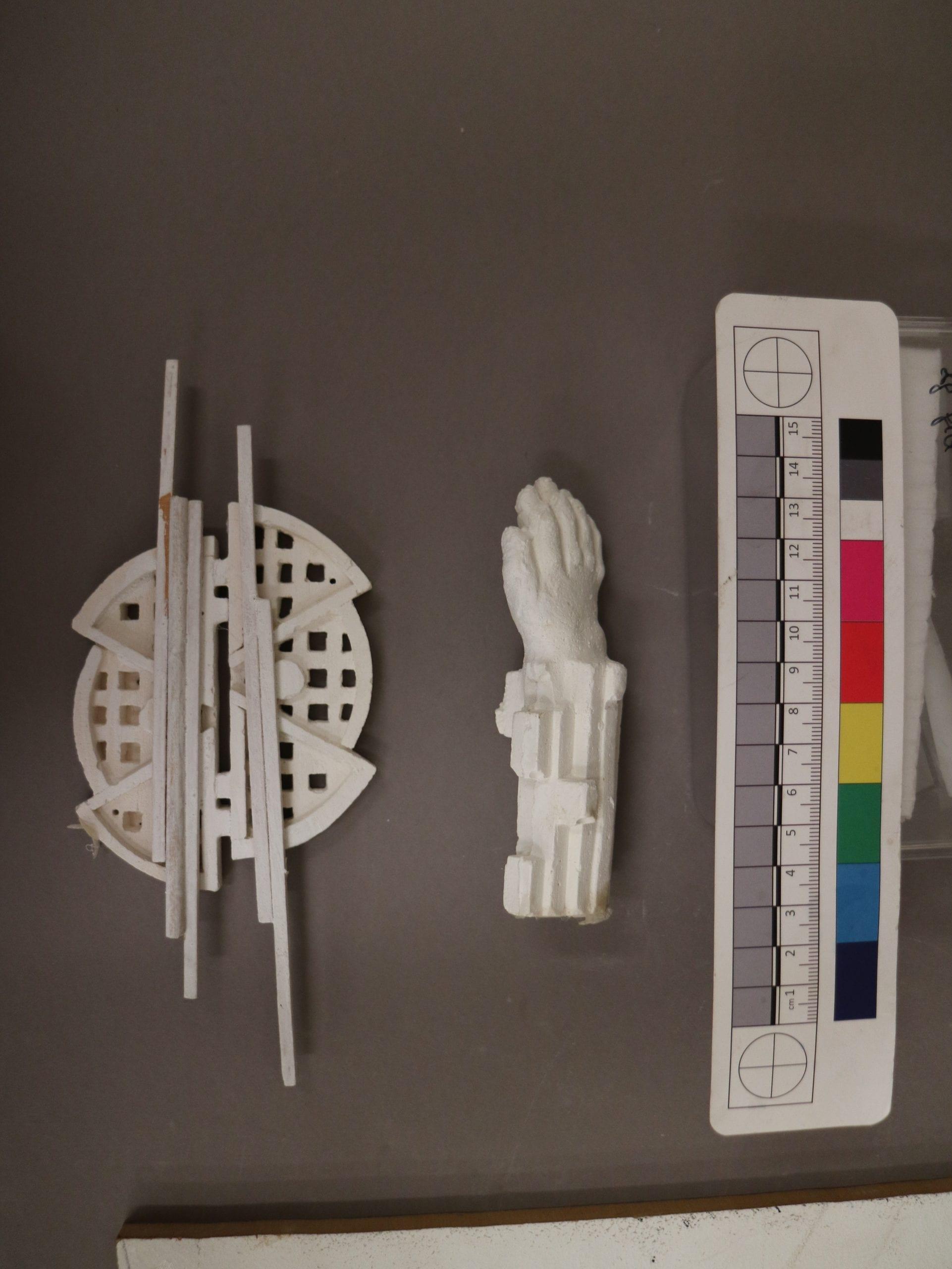 Faraday Maquettes