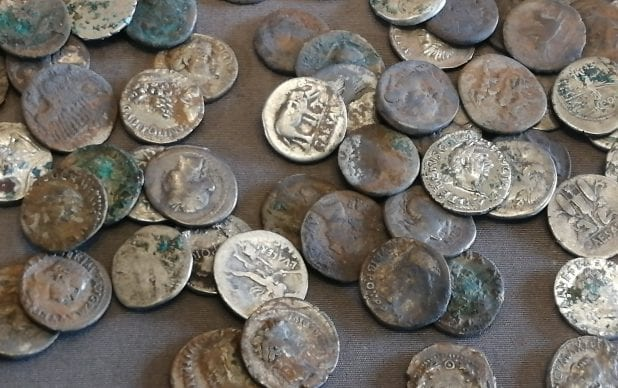 2nd South Warwickshire Hoard of Silver Denarii