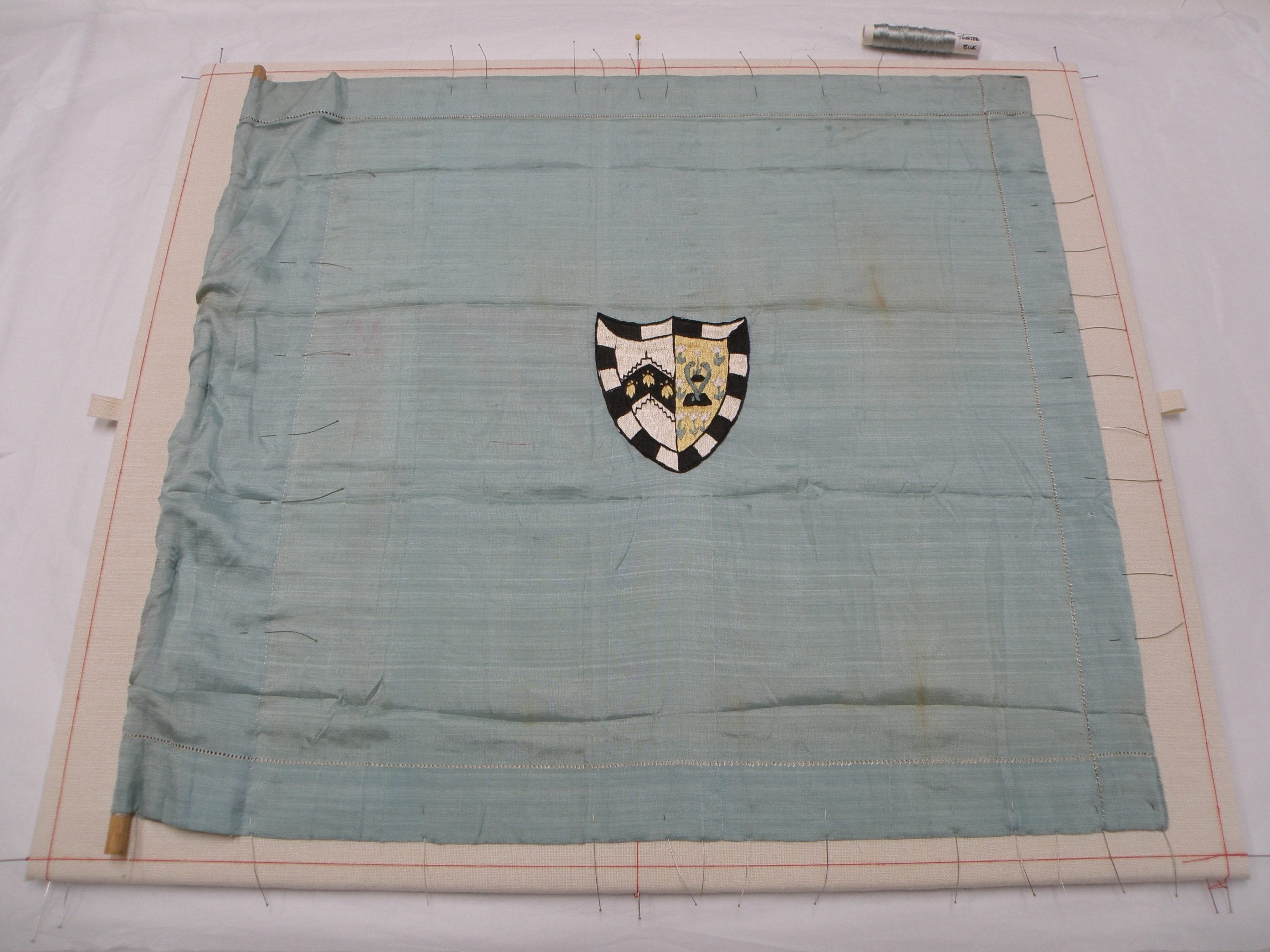 Scott Expedition Wilson Flag, Gonville and Caius College, Cambridge