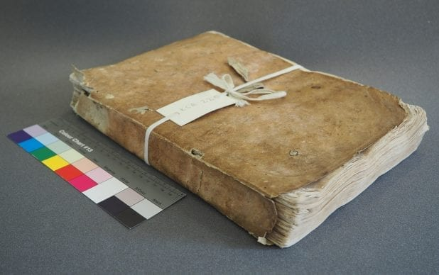 Book of inventories of various College possessions (1506-89), the Archive Centre, King's College, Cambridge