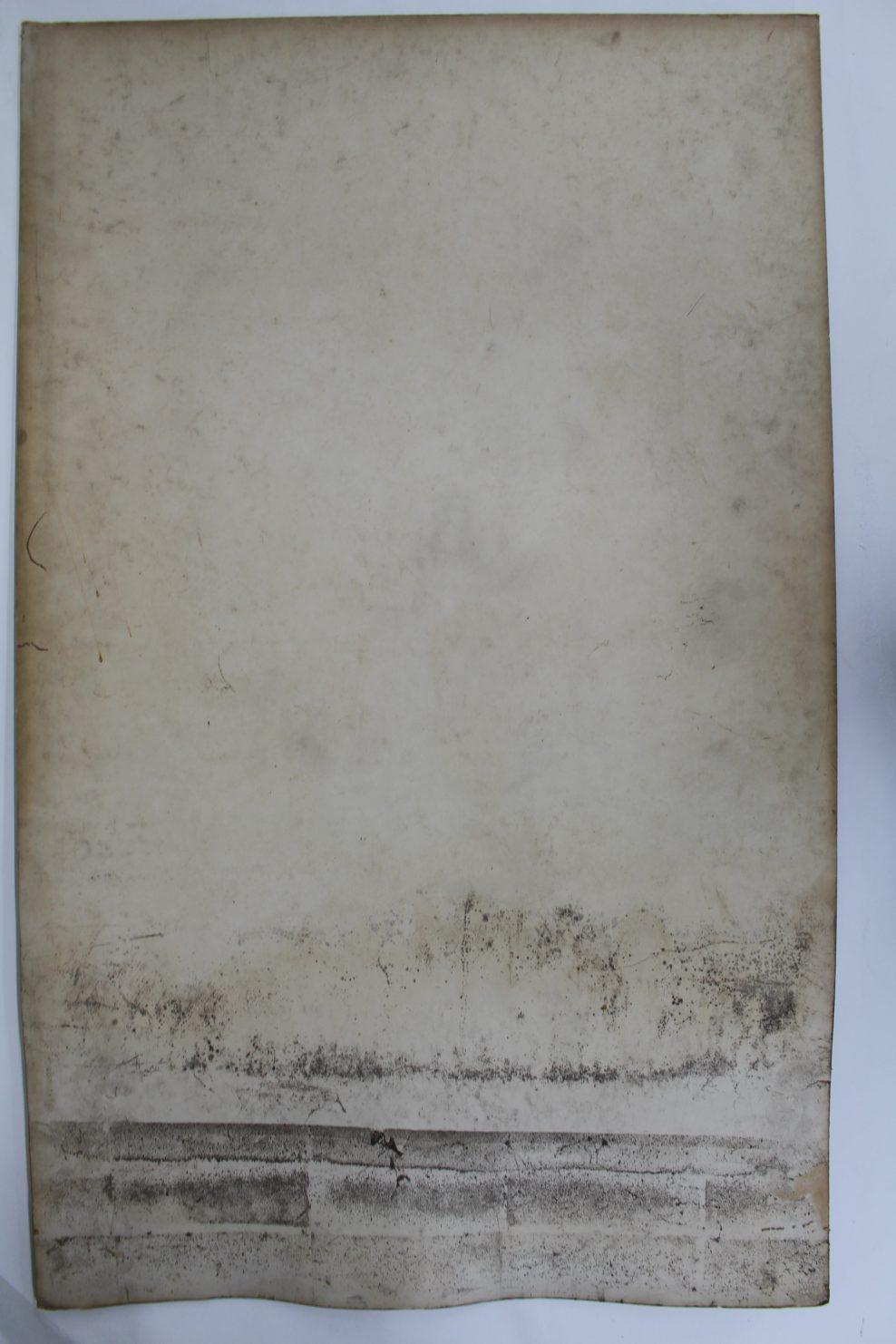 Gardiner St. Albans Poster - Before, Verso