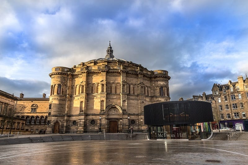 McEwan Hall (The University of Edinburgh)