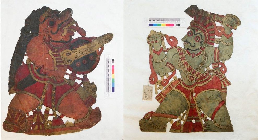 Andhra Pradesh Puppets