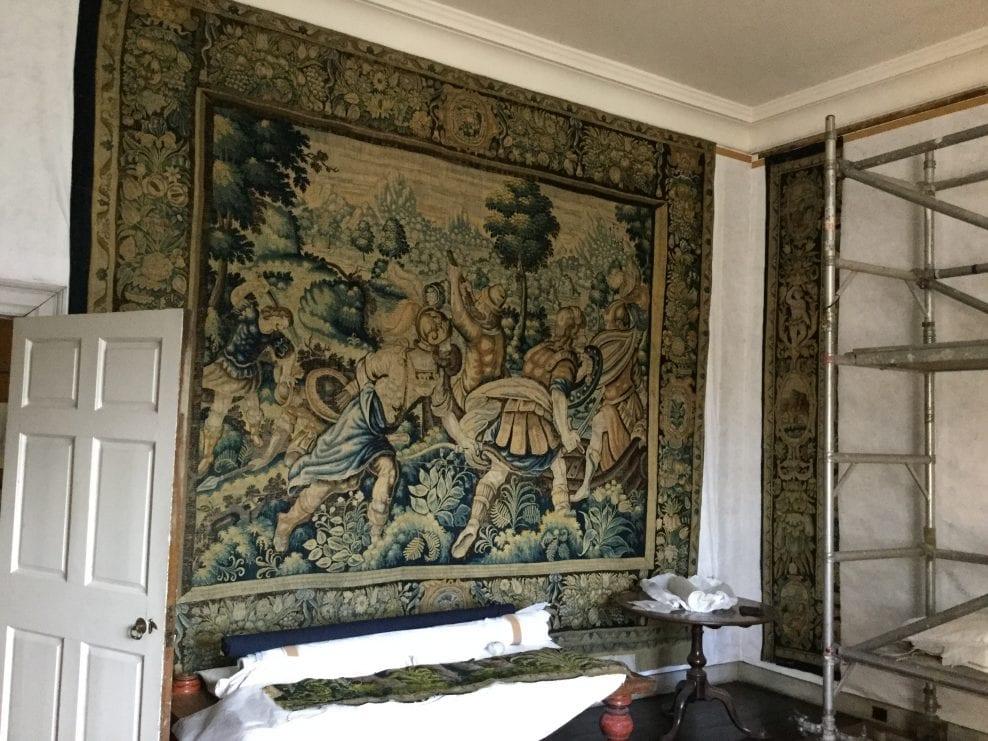 Adviser- Doddington Tapestry Conservation Project