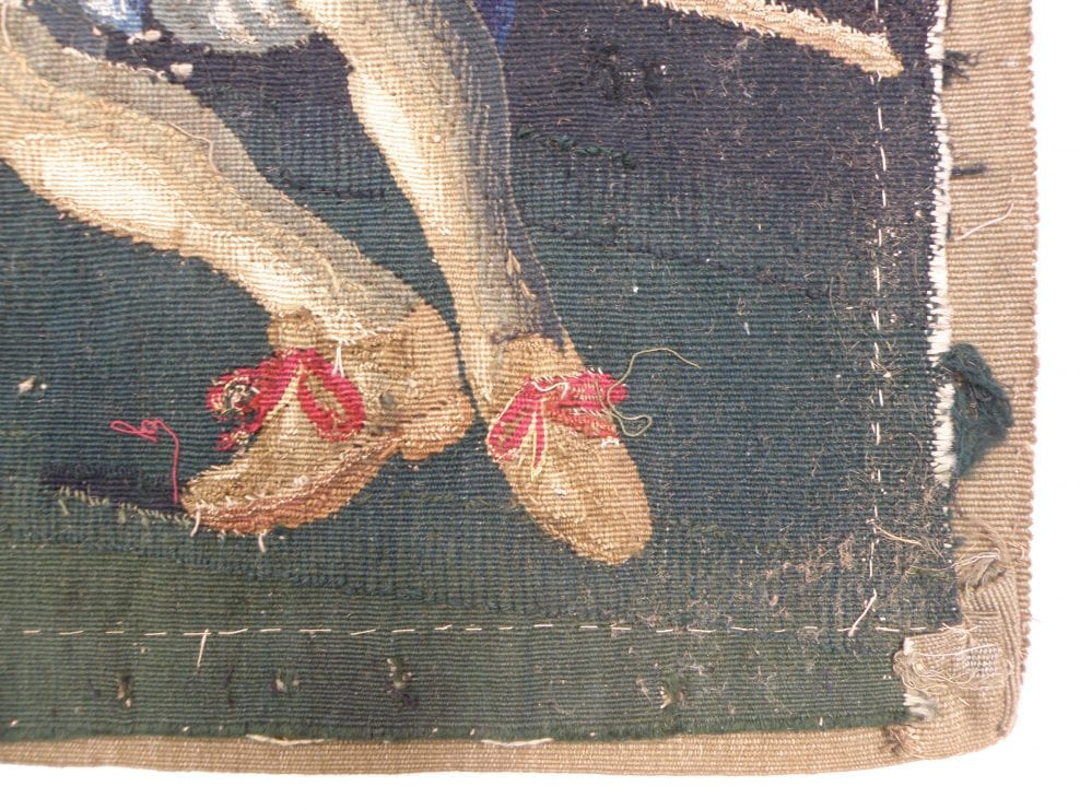Late 17th Tapestry fragment