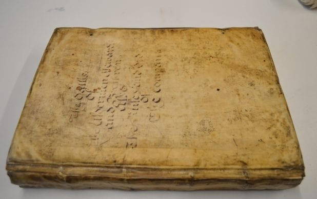Innholders Company Record Book, 1571