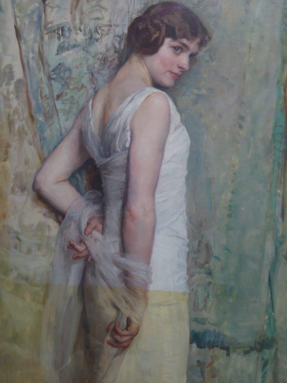'Jeunesse' by Herman Richir (1866-1942)