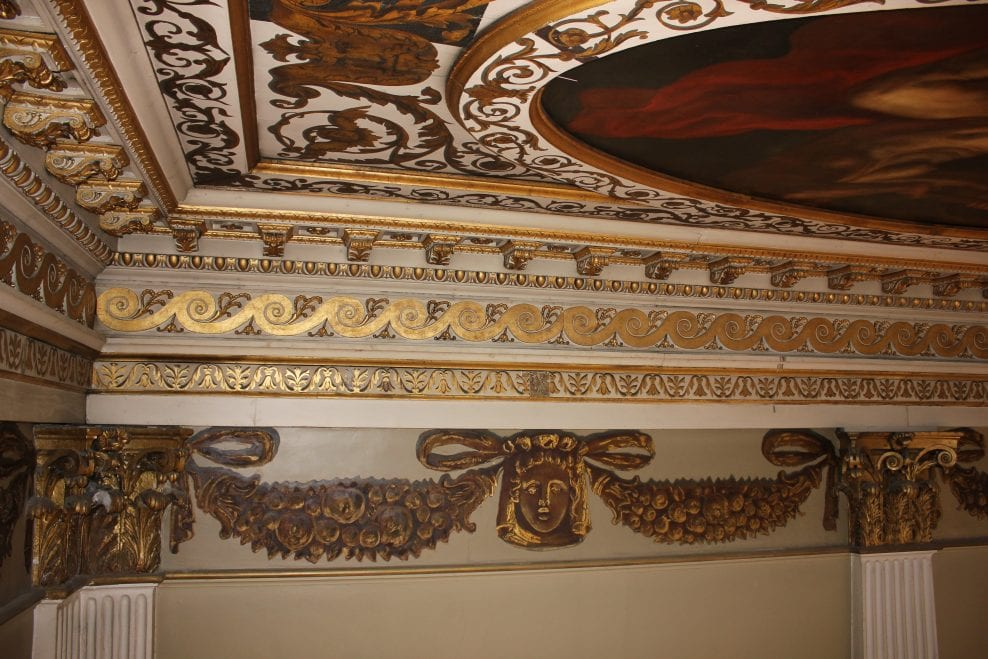 Banqueting House Murals