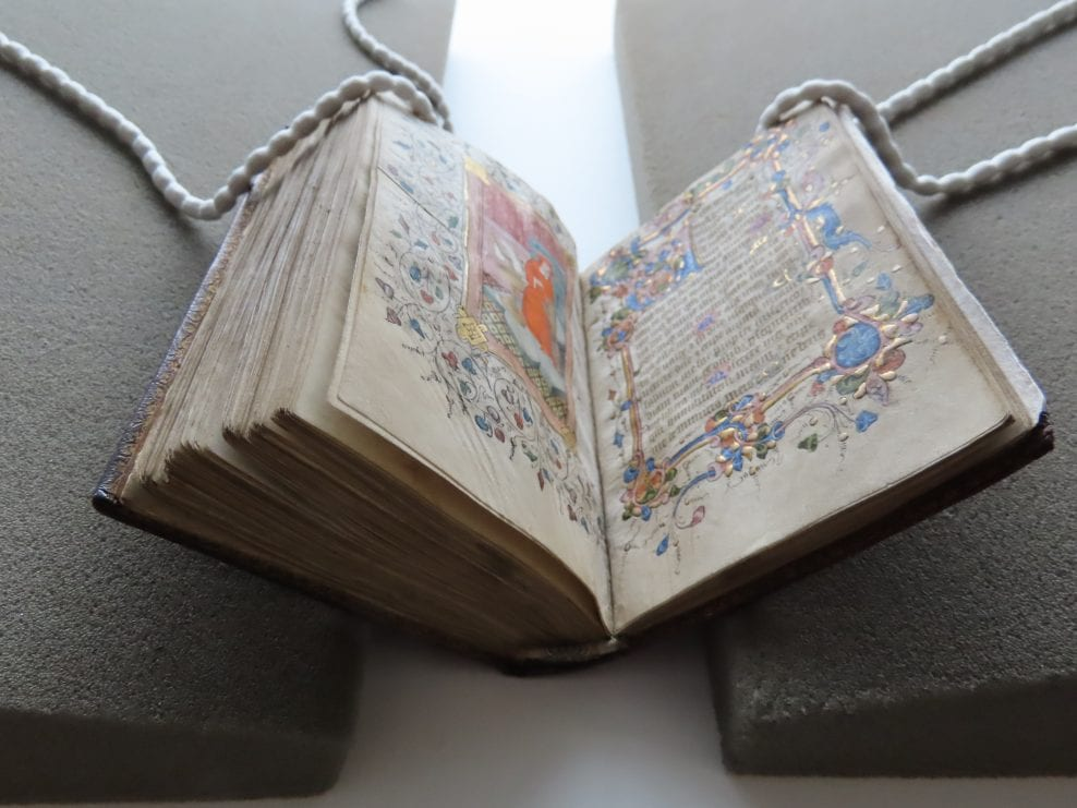 Medieval Book of Hours, 1480