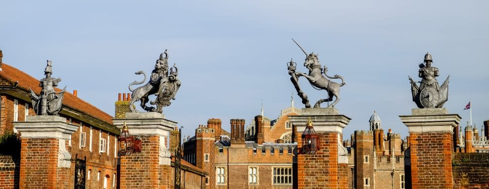 Conservation of Outdoor Sculptural Collection for Historic Royal Palaces