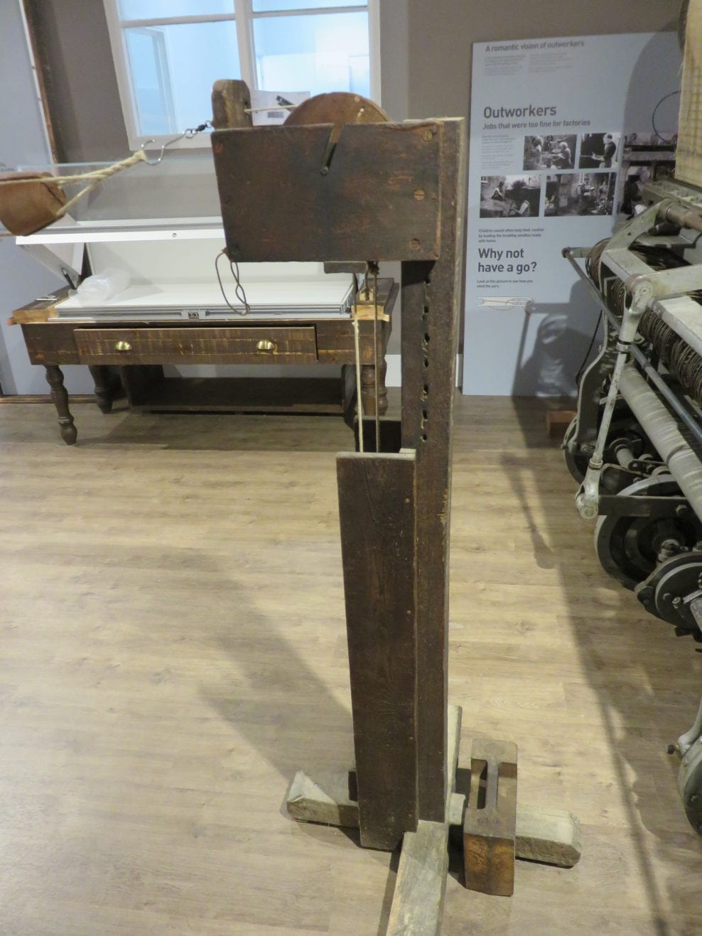 Exhibit Conservation for Bridport Museum