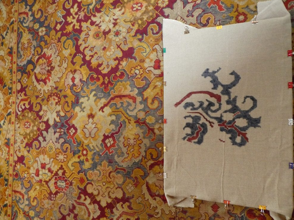 Study Carpet, Historic House