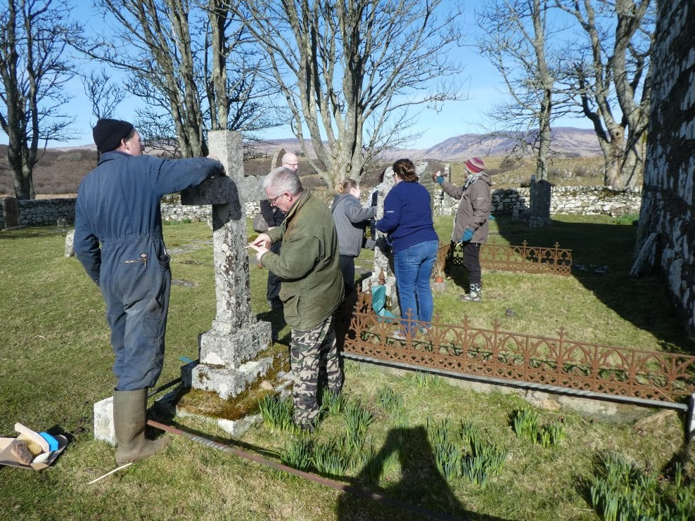 Project Management: Kildalton Chapel and monuments, Isle of Islay