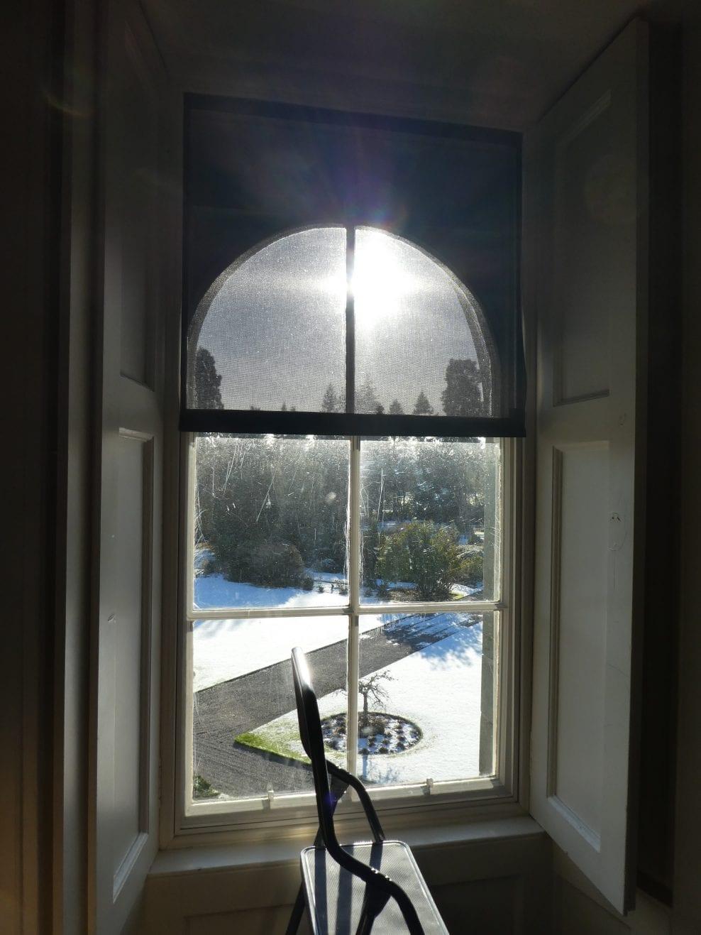 Light Management: Inveraray Castle, Argyll.