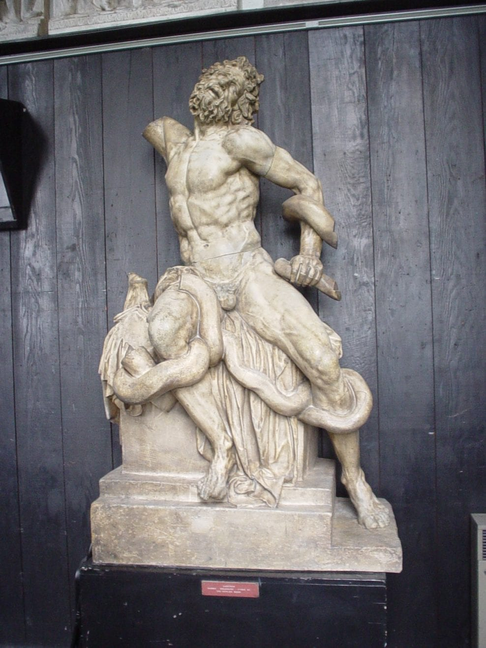 GSA Laocoon before 2014 fire