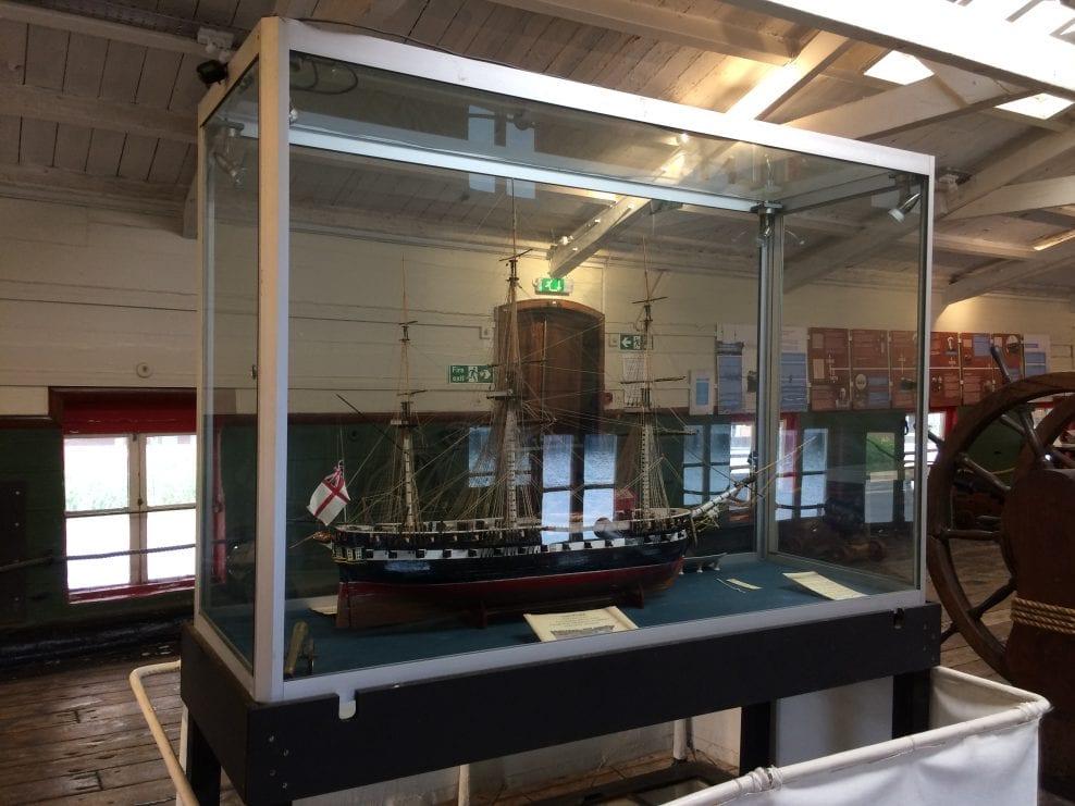 HMS Unicorn – 'The Most Original Ship in the World'
