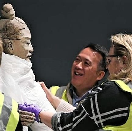 The First Emperor & the Terracotta Warriors, World Museum Liverpool
