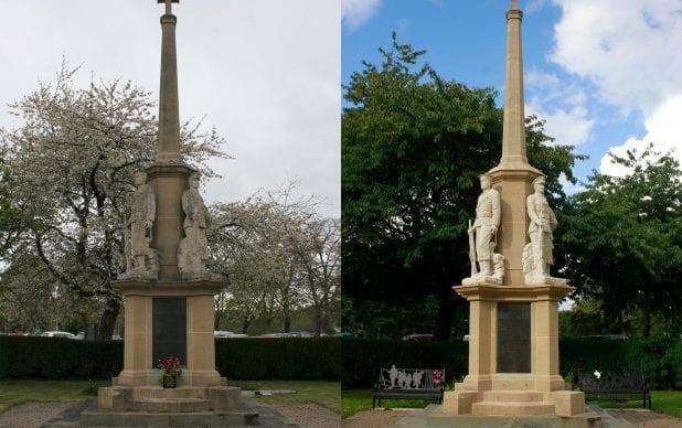 Builth Wells War Memorial