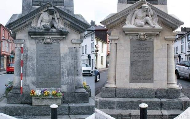 Rhayader War Memorial