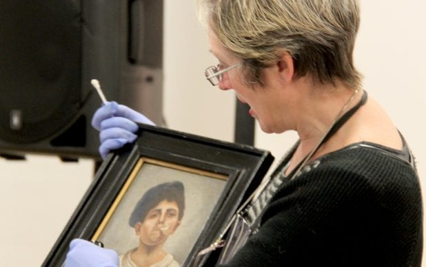 Collections Care for Easel Paintings