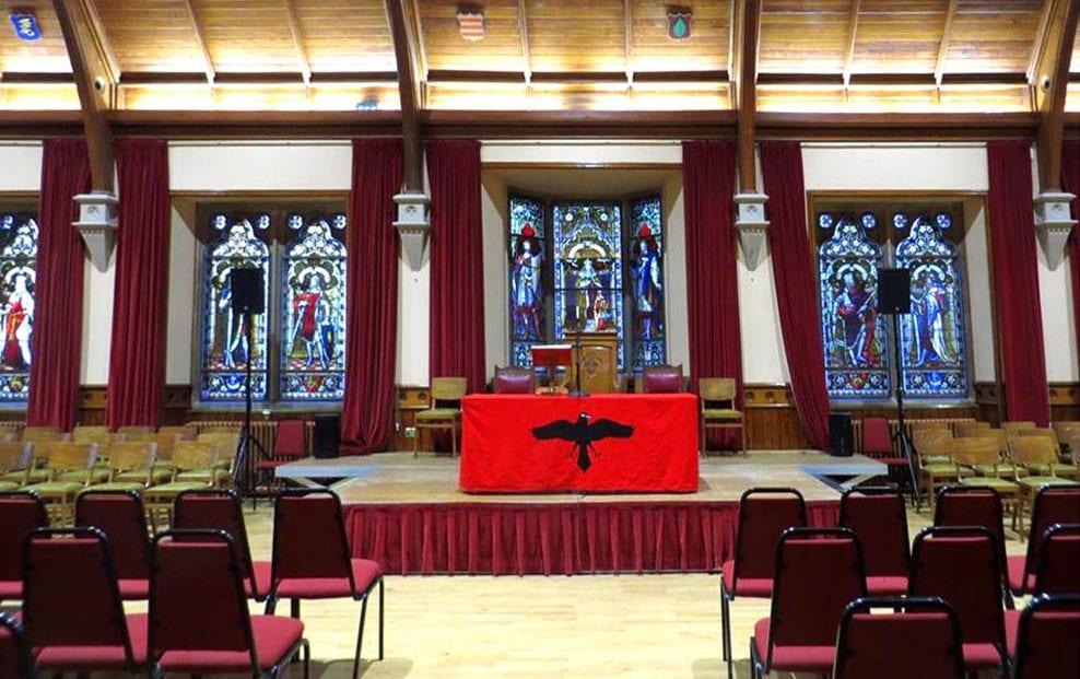 Lerwick Town Hall, Shetland