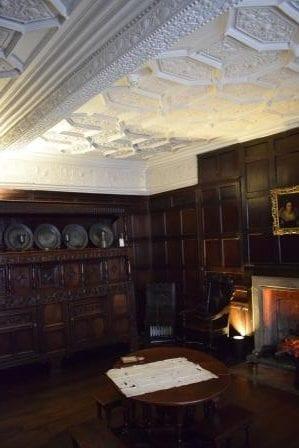 East Riddlesden Hall Dining Room