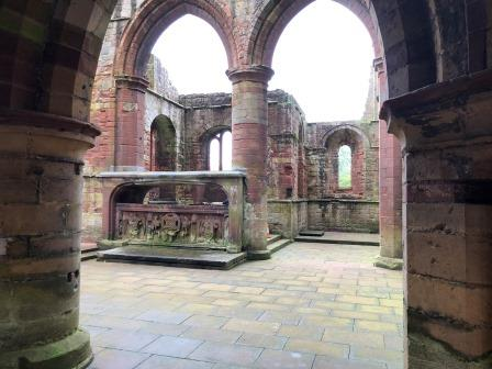 Lanercost Priory ruins
