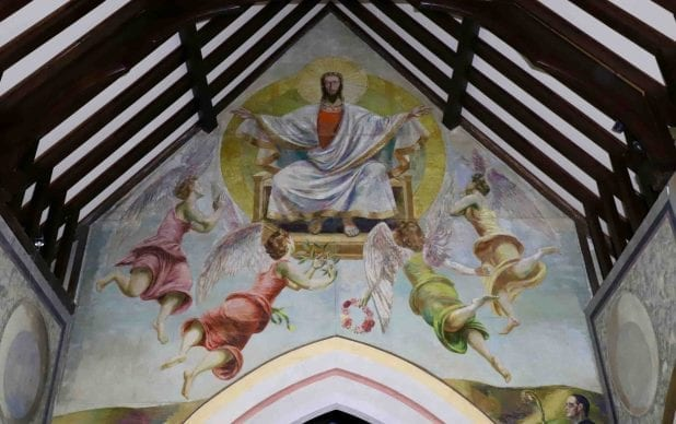 Church of St Michael and All Angels, Berwick, East Sussex