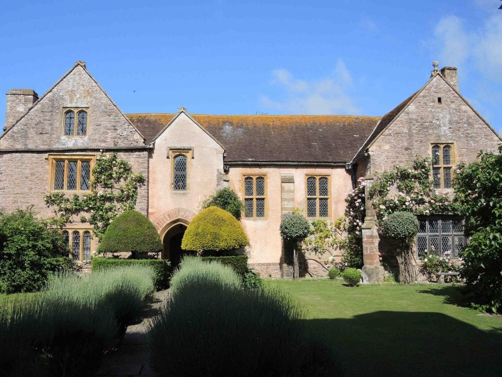 Cothay Manor, Somerset