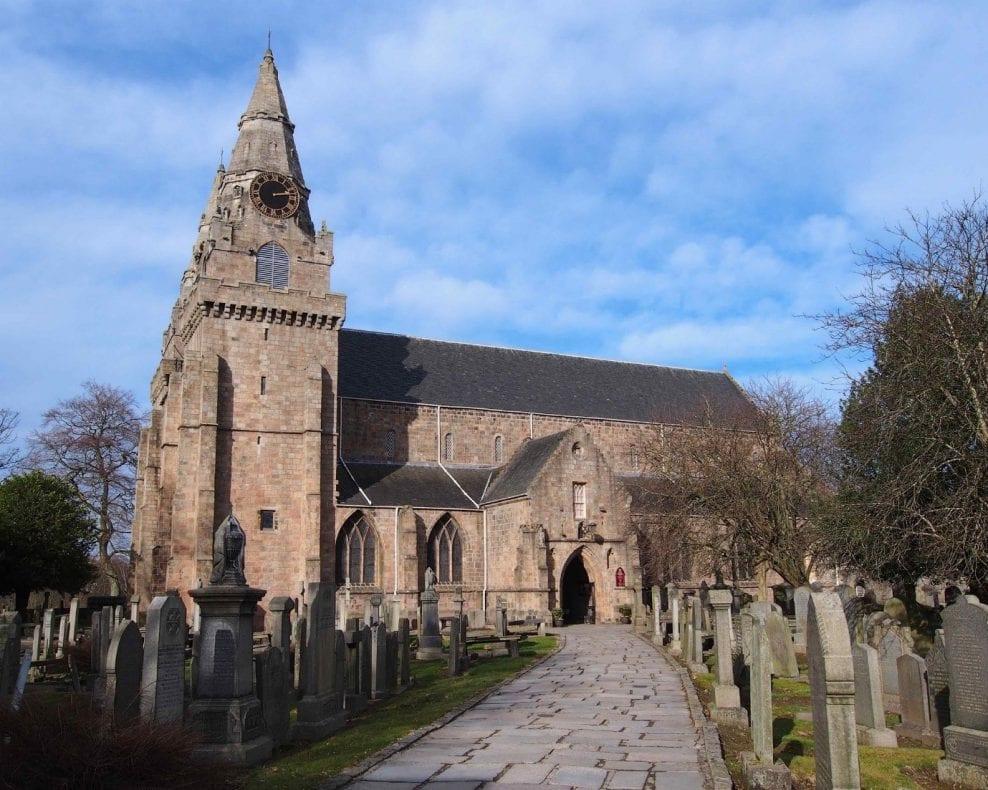 St Machar's Cathedral (Old Aberdeen)
