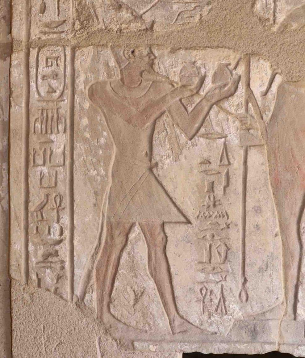 Kushite Chapel of Osiris Neb-ankh, Karnak, Egypt