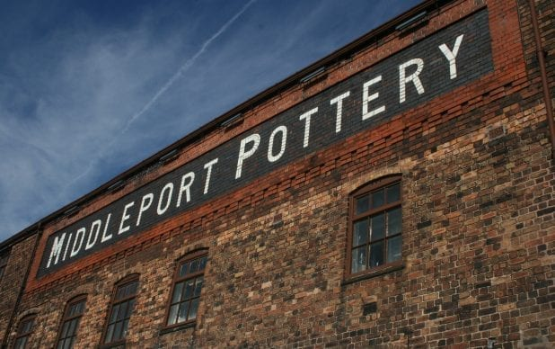 Middleport Pottery - Conservation & Collections Consultancy