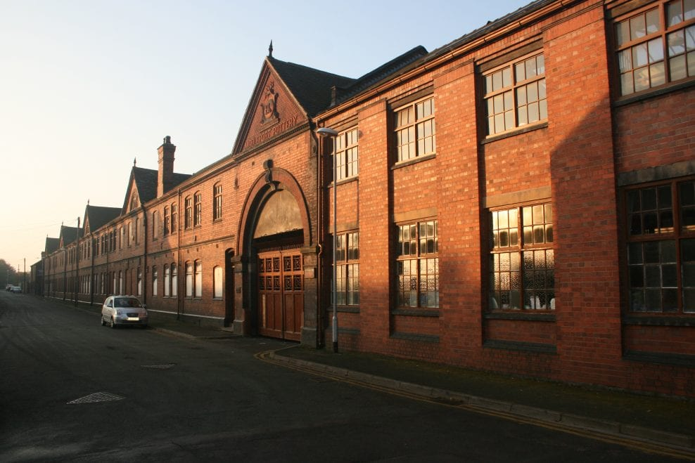 Middleport Pottery – Conservation & Collections Consultancy