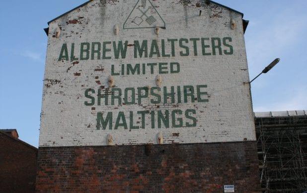 Shrewsbury Flax Mill maltings - Consultancy - Historic England