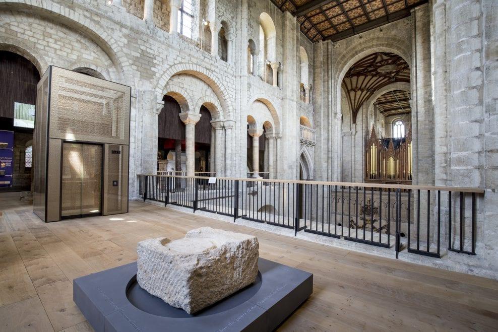 Architectural Stone Moves