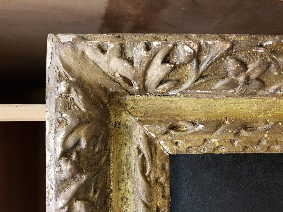 Lely frame conservation