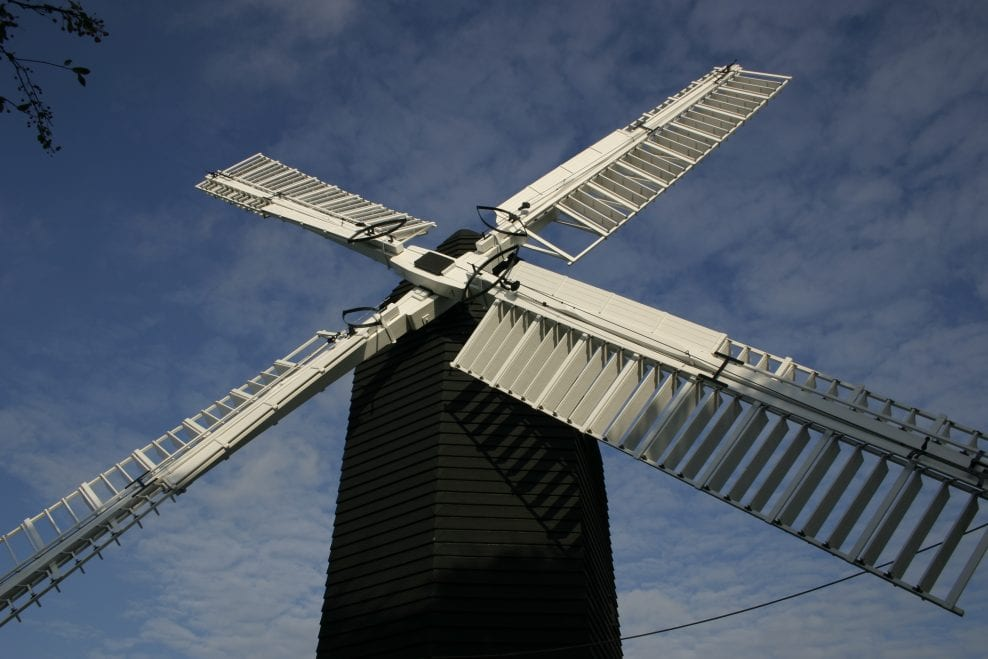 Wind and Watermills