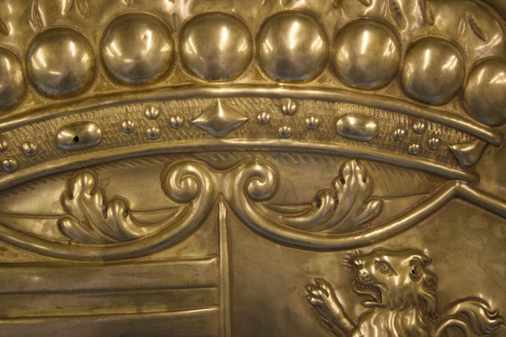 Decorative metalwork and Architectural Conservation
