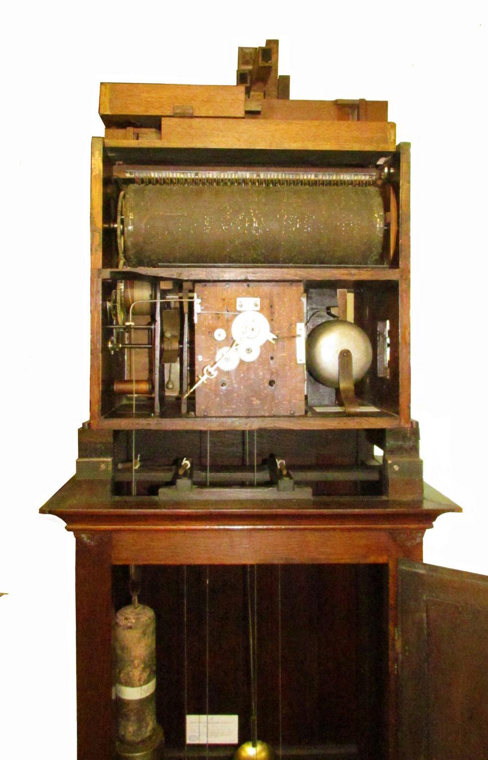 Black Forest Organ Clock Nuneaton Museum and Art Gallery